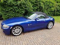 BMW Z4 3.0si Roadster