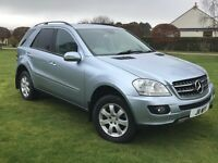MERCEDES ML 320 CDI SE**IMMACULATE***WARRANTY***PX WELCOME ***FINANCE ARRANGED***