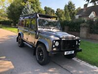 2013 Land Rover Defender 110 2.2 XS Station Wagon