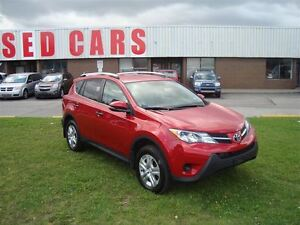 2013 Toyota RAV4 LE ~ AWD ~ BACK-UP CAMERA ~ BLUETOOTH ~