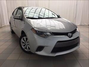 2016 Toyota Corolla LE: Just 36,093 km!
