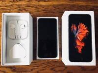 iPhone 6s Space Grey 64gb Unlocked VGC