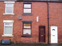 1 bedroom mid terraced property - Nunn Street, Leek