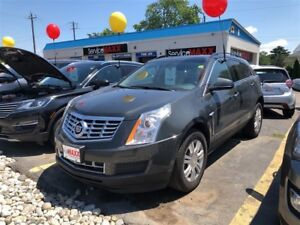 2014 Cadillac SRX Base- LEATHER HEATED SEATS, REVERSE PARK ASSIS