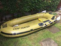 Sevylor 280 carp hunter dinghy