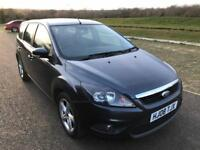 AUTOMATIC Ford Focus 1.6 Zetec 5dr, 3 M Warranty, F S History, 1 P Owner, 1 Yr MOT, Just Serviced