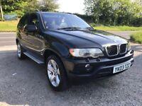 BMW X5 3.0D AUTO SPORT BLACK 2003 DIESEL