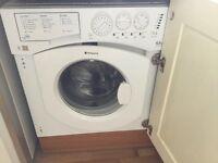 Hotpoint Integrated Washing Machine