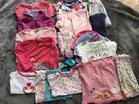 2-3 year girls clothes bundle includes Next, Gap, Jojo Maman Bebe