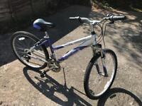 Ladies reebok aluminium mountain bike