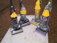 Dyson Ball /Cylinder / Upright Vacuums