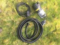 Titan 400w dirty water submersible pump