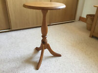 Small Pine Occasional Table