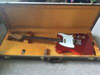 Fender American Vintage '64 Telecaster Candy Apple Red