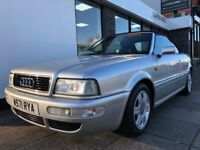 Audi Cabriolet 1.8 2dr FAST BECOMING A FUTURE CLASSIC