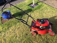 Lawn Mower Rover Regal PRO model 190 cc