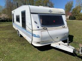 Caravan Hobby Prestige Twin Axle Spares / Repair / Shed