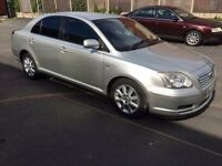 Toyota Avensis 2.0 D-4D T3-S 5dr Long MOT SERVICE HISTORY HPI CLEAR Never Been Taxi Excellent Runer