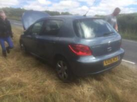 Scrap Peugeot 307 1.6 hdi
