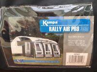 Caravan awning RALLY AIR PRO 390