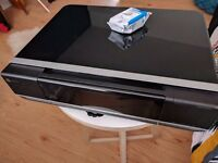 HP Envy 114 wireless all-in-one printer/ scanner/ copier incl HP 300 ink - bargain price due to jam