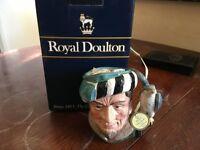 Small Royal Doulton 'The Falconer' Character Jug D6540