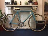 """Vintage Viceroy Steel Frame Touring Road Bike, Size 23"""", Fully Serviced"""