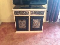 Retro real wood cabinet for sale