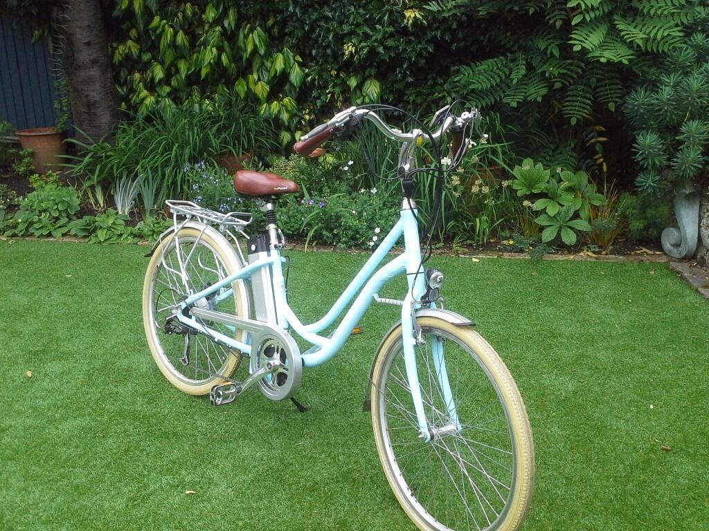 2014 Volt Kensington Electric Bike With Very Low Mileage In