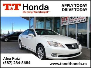 2012 Lexus ES 350 *No Accidents, Bluetooth, Heated Seats*