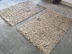 2 Large size Rugs