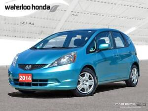 2014 Honda Fit LX Automatic, A/C and More!