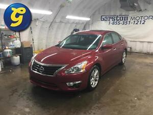 2015 Nissan Altima 2.5 SV*POWER ROOF*HEATED SEATS & MIRRORS*POWE
