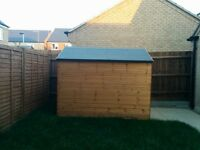 Brand New Shed 8ft x 6ft with lock - Can take offers