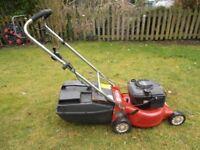 Rover ES/XL Petrol Push Lawnmower