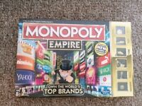 Monopoly empire game sealed