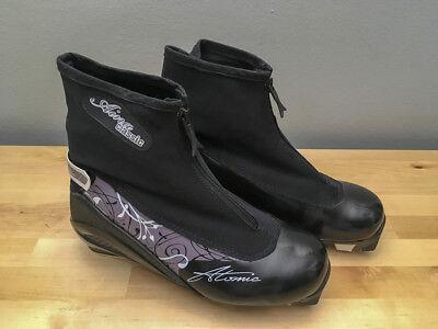 Classic Cross Country Ski - Atomic Aina Classic Cross Country Ski Boots Women's EUR 36 - US 5 - 22cm