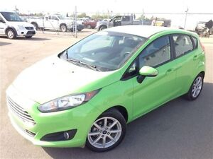 2014 Ford Fiesta SE-almost new-8, 000 kms!! SAV Regina Regina Area image 1