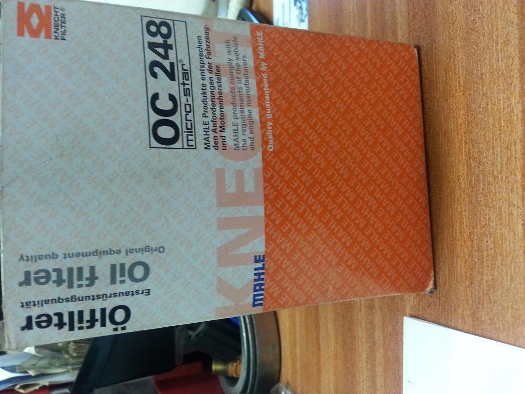 Oil Filter OC 248 for Fiat Hitachi