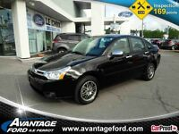 2011 FORD FOCUS SE/Certifie/Bluetooth/Usb/Cruise/SiriusXM