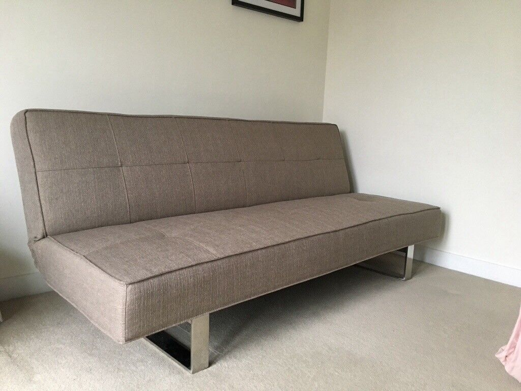 Dfs Sofa Bed Clic Clac Very Good Condition In Swaffham Norfolk Gumtree