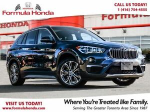 2017 BMW X1 XDRIVE 28i | ALL WHEEL DRIVE | NEAR BRAND NEW