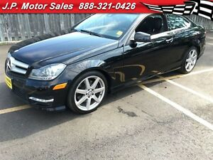 2013 Mercedes-Benz C-Class C350, Automatic, Leather, Panoramic S