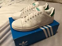 Adidas Stan Smith trainers, size 10
