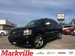 2013 Chevrolet Avalanche LTZ- NAVI - ROOF -BLACK DIAMOND - MUST