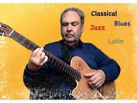 classical guitar duet partner