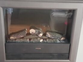 Dimplex wall-mounted electric fire