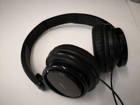 JVC foldable headphone