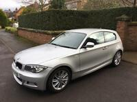 BMW 116 D M SPORT 2010 Full MOT only 52k miles
