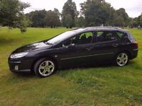 PEUGEOT 407SW SWAP OR SALE